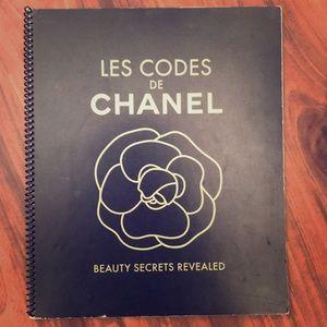 Chanel Beauty secrets Book